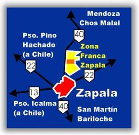Resultado de imagen para Crearán una nueva zona franca en Neuquén
