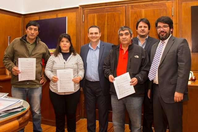 Nuevas oficinas del registro civil para la ciudad for Convenio oficinas