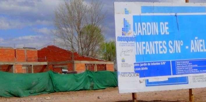 Dos nuevos jardines de infantes en a elo neuqu n informa for Jardin de infantes 2015