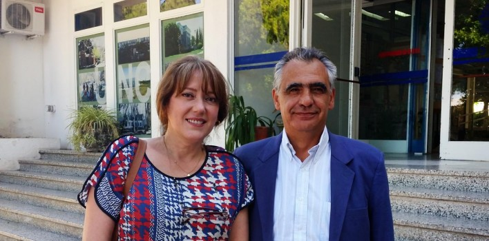 Acuerdan acciones en Derechos Humanos con la Universidad del Comahue
