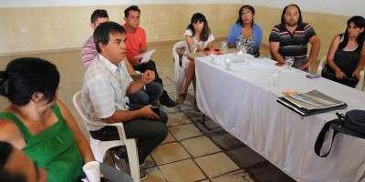 Autoridades se reunieron con representantes de comisiones vecinales del oeste neuquino