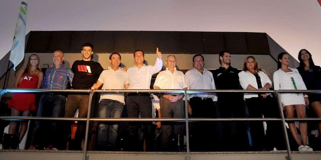 Gutiérrez presentación TC en Las Grutas.