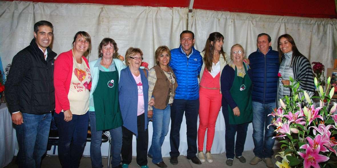 Gutiérrez se mostró contento por participar de una nueva edición de la fiesta.