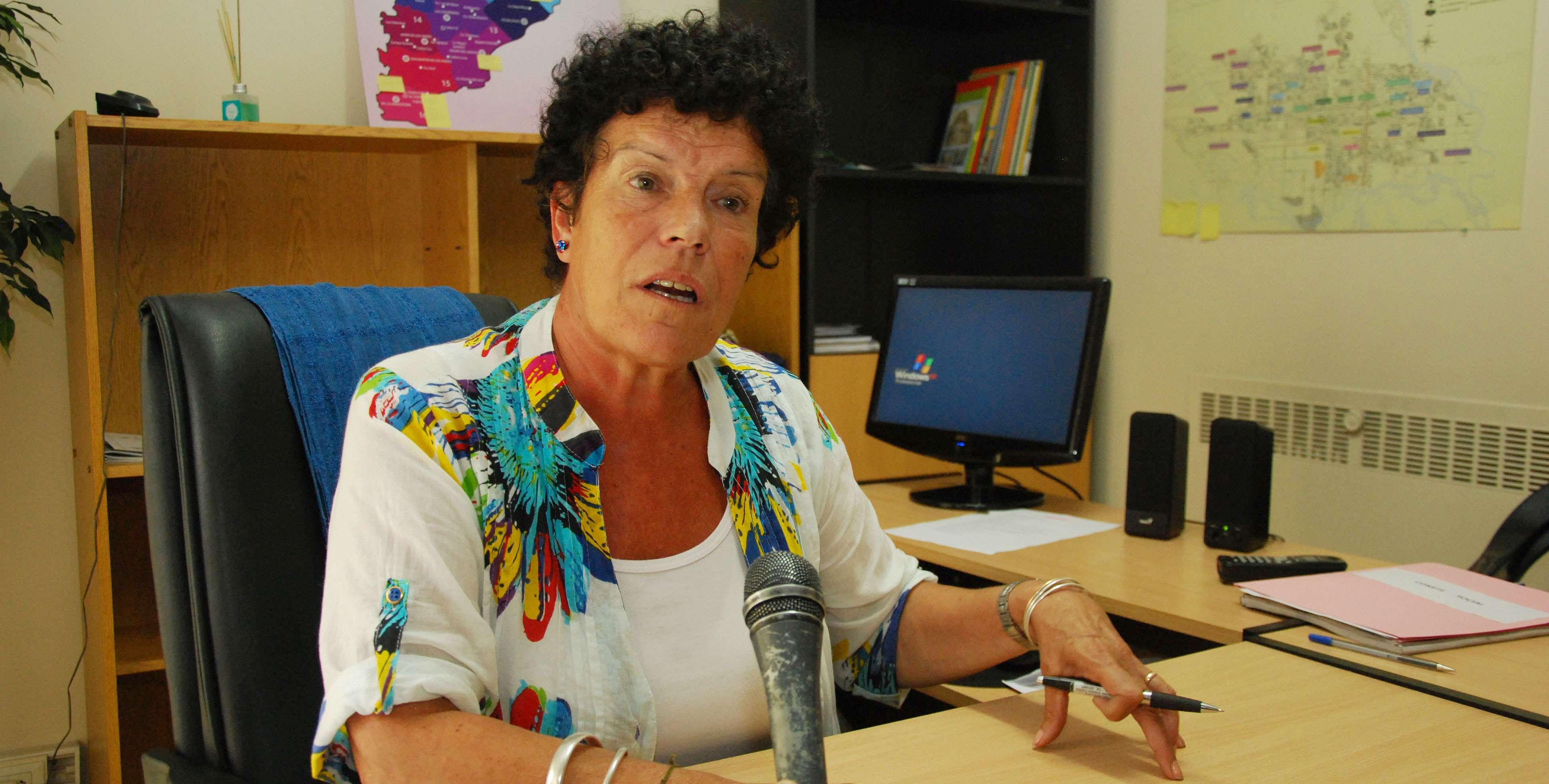 Nueva oficina de la subsecretar a de las mujeres neuqu n for Muebles de oficina en neuquen capital