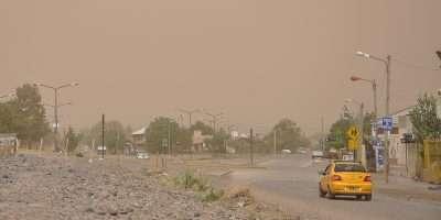 Anuncian alerta por fuertes vientos en la provincia
