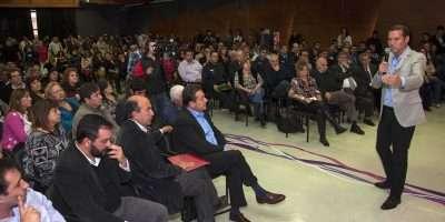 Amplia asistencia en la primera reunión para delinear el plan de lucha contra las drogas