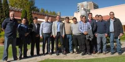 Gutiérrez entregó aportes no reintegrables a municipios de la provincia