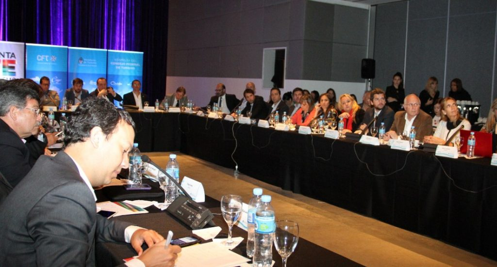 Neuquén estuvo presente en la reunión del Consejo Federal de Turismo.