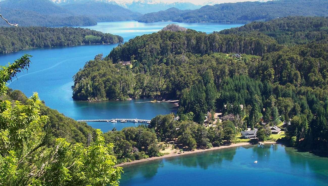 Villa La Angostura proyecta bicisendas en contacto con la naturaleza |  Neuquén Informa