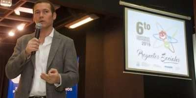 Entrega de premios del sexto Concurso de Proyectos Sociales.