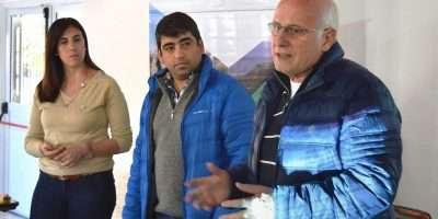 Capacitaron a cien organizaciones no gubernamentales del interior provincial