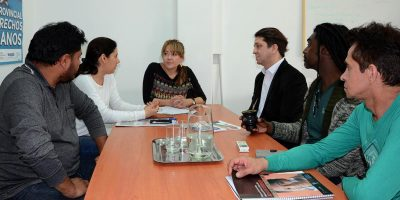 Acuerdan políticas públicas para la población afro de Neuquén