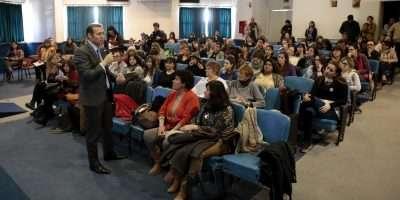 Seminario sobre Trata de Personas en la UNCo.