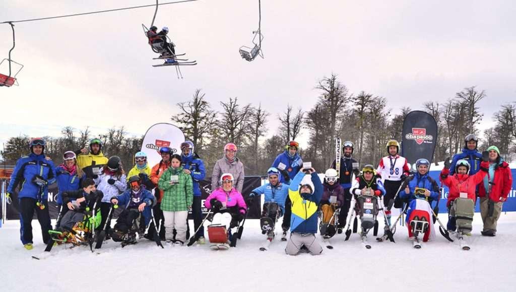 Se trató del IV Encuentro Molly O'Brien, en el que se fomenta el encuentro y se anima a esquiadores y snowboarders con alguna discapacidad a iniciarse en el mundo de las competencias.