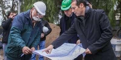 Gutiérrez destacó proyectos para la diversificación económica provincial