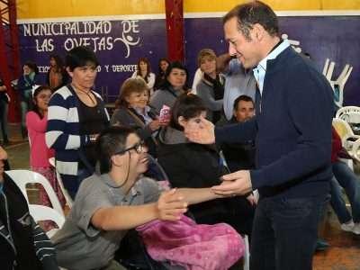 Conformación del Consejo Regional de Discapacidad Zona Norte.