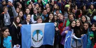 Viajan esta tarde los deportistas neuquinos rumbo a los Juegos Evita