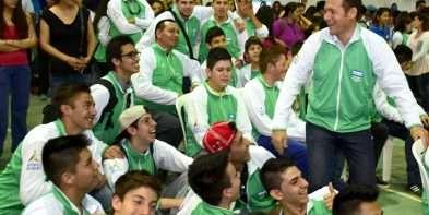 Juegos Evita: partió la delegación neuquina hacia Mar del Plata