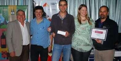Vinos artesanales neuquinos cosecharon medallas en el concurso de la Patagonia