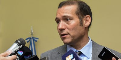 Gutiérrez rechazó la decisión del Senasa de permitir el ingreso de cerdos a la Patagonia