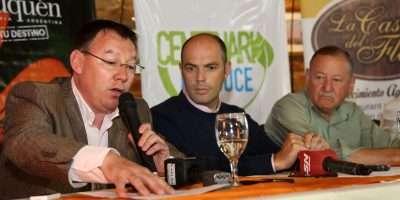 Presentaron el producto Agroturismo en Centenario