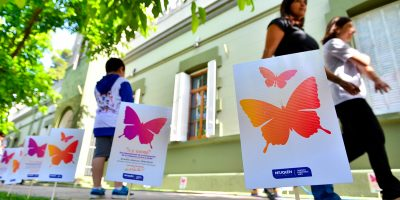 Conmemoran el Día Internacional de la No Violencia hacia las Mujeres