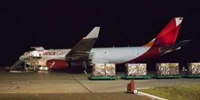 Neuquén concretó la segunda exportación directa desde su aeropuerto