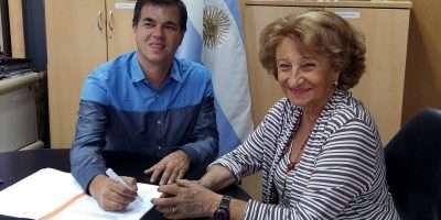 El ministerio de Ciudadanía firmó convenio con la Conadis
