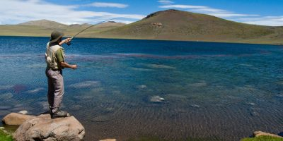 El Corredor Neuquén Norte celebró la apertura de la temporada de pesca