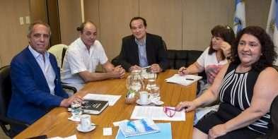 Funcionarios nacionales participaron de jornada de fortalecimiento de gestión provincial