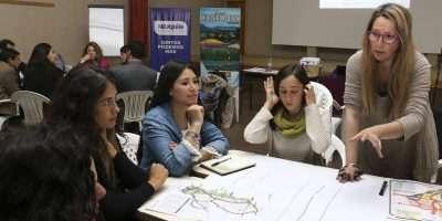 Se concretó en el Sur el quinto taller microrregional de planificación
