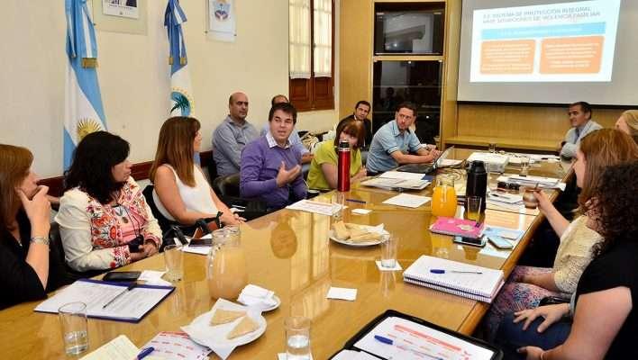 Se reunió la comisión interinstitucional de seguimiento de las leyes contra la violencia