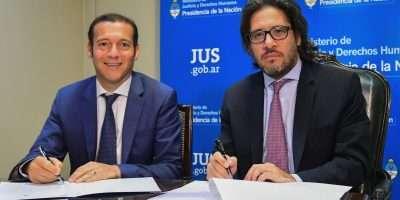 Se firmó un acta compromiso con Nación para el canje de la U9 por la cárcel de Senillosa