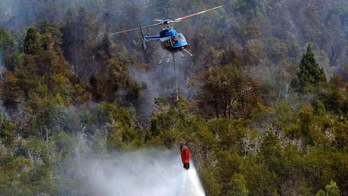 Abren convocatoria para curso internacional enprotección contra incendios forestales