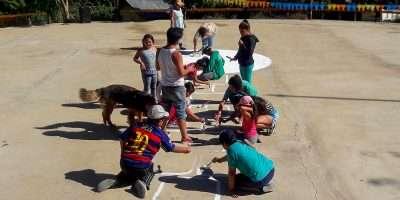Continúa la promoción del buen trato en la infancia