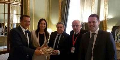 La provincia del Neuquén busca inversiones en España