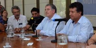 Comenzaron los trabajos para llevar agua del río Neuquén a Chos Malal