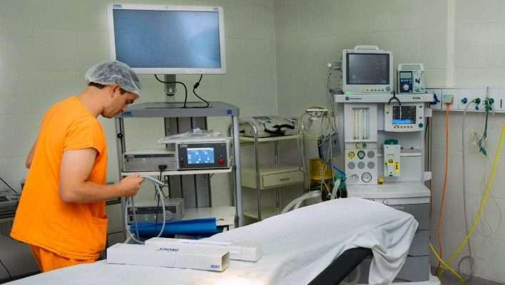 Hospital de Plottier: con nuevo equipamiento, amplían cantidad y tipo de cirugías