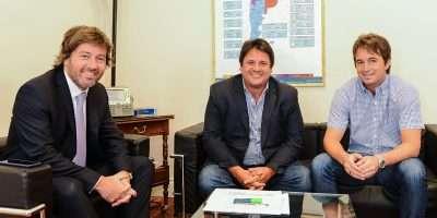 Provincia y Nación instrumentan acciones para el canje acordado de la U9 por la cárcel de Senillosa