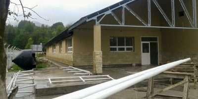 La Escuela Especial Nº 18 de Villa La Angostura tiene un avance del 98%