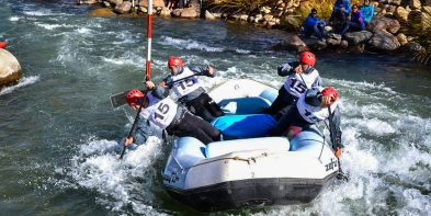 Gutiérrez anunció que el mundial de Rafting 2018 R4 será en Neuquén