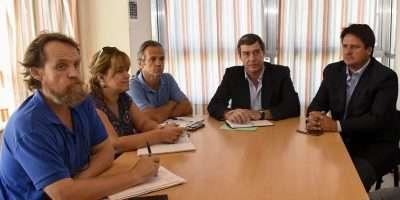 Cuarto intermedio en la reunión del Gobierno con ATEN