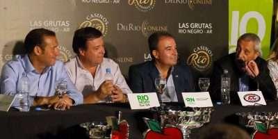 Gutiérrez participó de la presentación del calendario del Turismo Carretera 2017