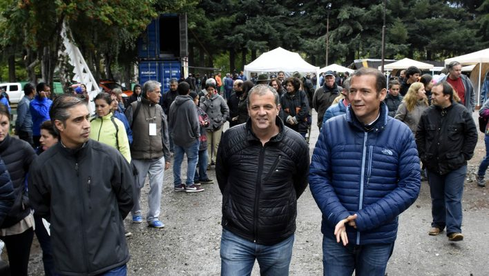 Gutiérrez inauguró la Fiesta de los Jardines en Villa La Angostura