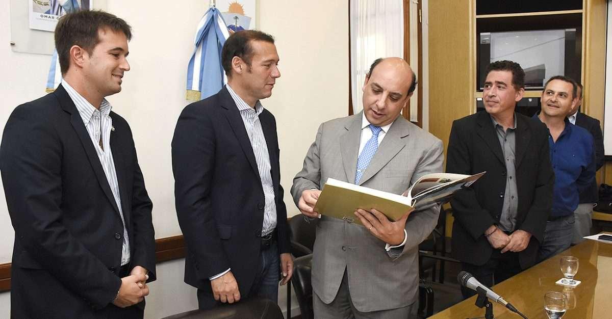 Se presentó en Neuquén la sede de la dirección nacional de Derechos de Autor