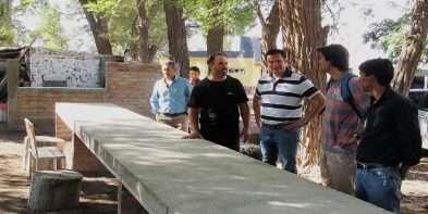 Fortalecen la planta de campamento educativa de Cerro León