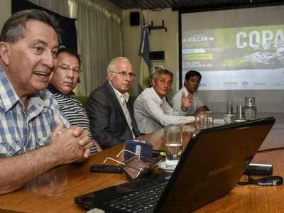 Presentaron el Desafío al Volcán Copahue