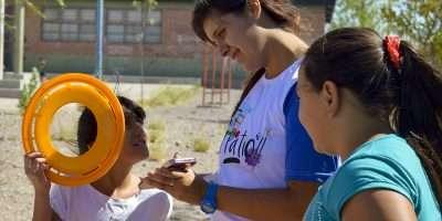 """""""Al Patio"""", una iniciativa de Educación que no se toma vacaciones"""