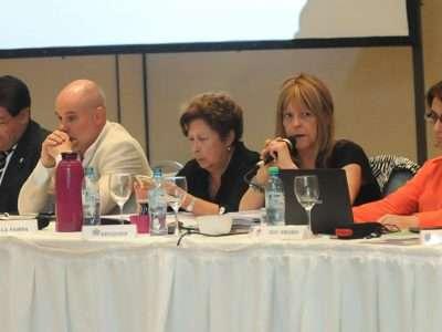 Storioni participa de la 78ª asamblea del Consejo Federal de Educación