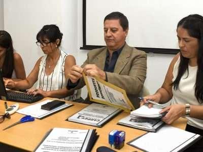 Se presentaron tres oferentes para la construcción de la EPET Nº22 de Centenario